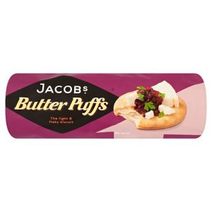 Jacobs Butter Puffs Biscuits 200g