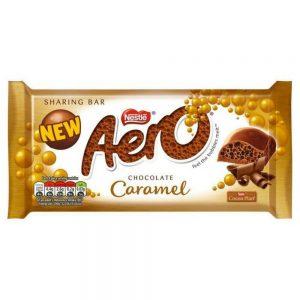 AERO Giant Block Caramel 15x90g