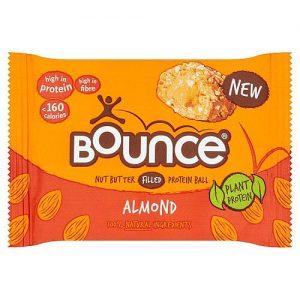 Bounce Vegan Almond Protein Ball