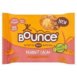 Bounce Vegan Peanut Cacao Protein Ball