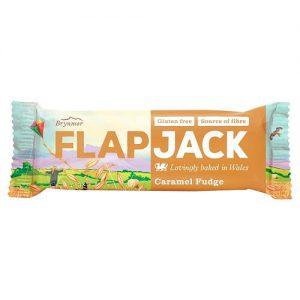 Brynmor Flapjack Caramel Fudge