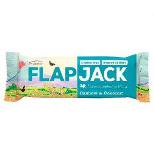 Brynmor Flapjack Cashew & Coconut