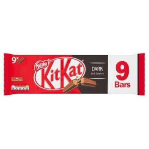 Kit Kat 2F Dark 9 Pack 186.3g