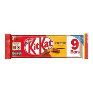 Kit Kat 2F Honeycomb 9 Pack 186.3g