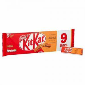 Kit Kat 2F Orange 9 Pack 186.3g