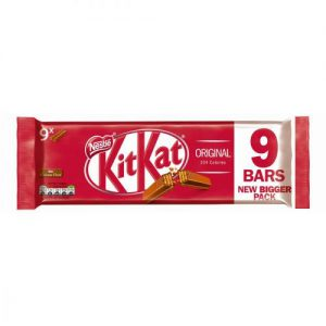 Kit Kat 2F Original Milk 9 Pack 186.3g
