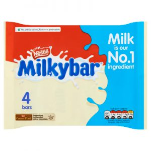 MILKYBAR Medium Bar Multi Pack 24(4x25g)