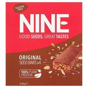 NINE Original Seed Bars