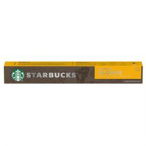 Nespresso Starbucks Blonde Roast Espresso Pods