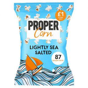 Propercorn Lightly Sea Salted 45g