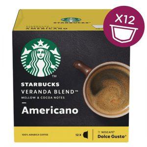 Starbucks Dolce Gusto - Blonde Americano Veranda (12 Capsules)