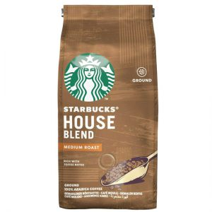 Starbucks Medium House Blend Roast, 200g