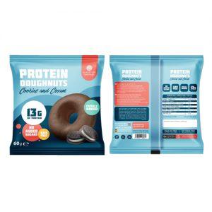 Alasature Protein Donut Cookies & Cream