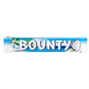 Bounty Milk Single 57g 12x24