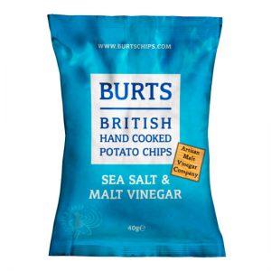 Burts Sea Salt & Malt Vinegar