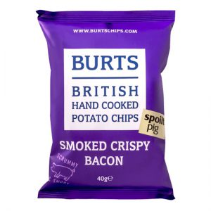 Burts Smoked Crispy Bacon