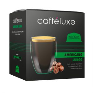 Cafféluxe Americano Pods (Dolce Gusto Compatible Pods)
