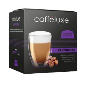 Cafféluxe Cappuccino Pods (Dolce Gusto Compatible Pods)