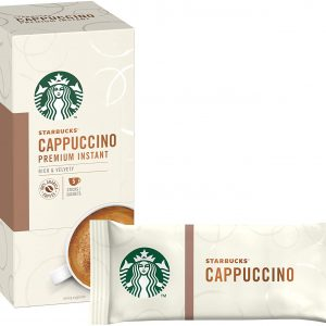 StarBucks White Cappuccino Mix 5Sac