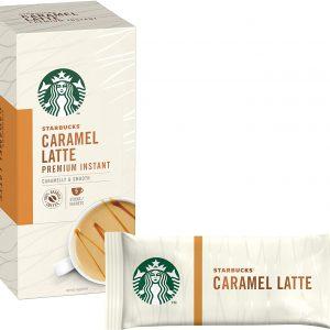 StarBucks White Caramel Latte Mix 5Sac
