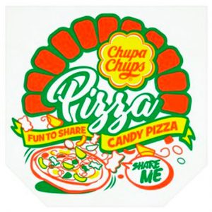 Chupa Chups Candy Pizza 400g