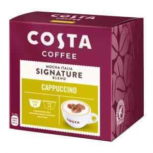 Costa Coffee Cappuccino (Dolce Gusto Compatible Pods)