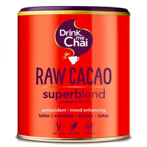Drink ME Chai Raw Cacao Superblend 100G