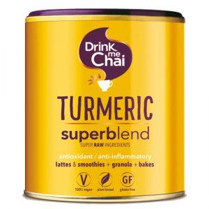 Drink Me Chai Turmeric Superblend 100G