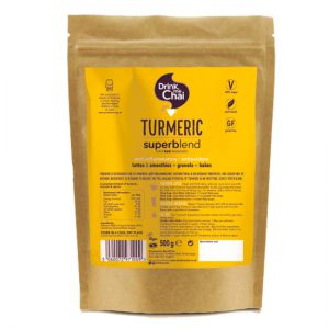 Drink ME Chai Turmeric Superblend Pouch 500G