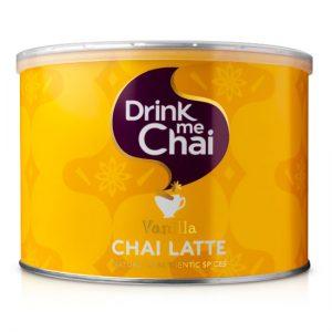 Drink Me Chai Vanilla Chai Latte 1KG