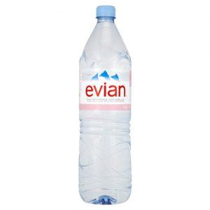 Evian 1.5L x 8 PET