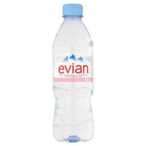 Evian 50cl x 24 PET