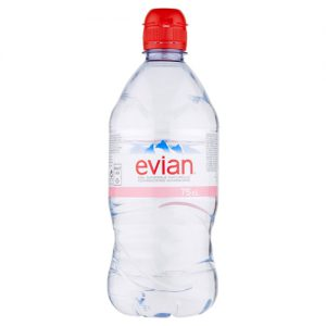 Evian 75cl x 12 PET