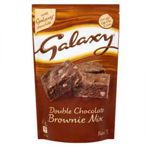 Galaxy Brownie Cake Mix 360G