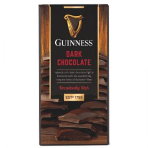 Guinness Dark Chocolate Bar 90G