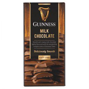 Guinness Milk Chocolate Bar 90G