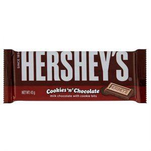Hershey's Cookies N Choc Bar 36x43g