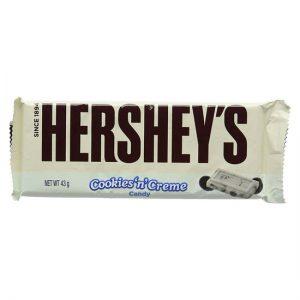 Hershey's Cookies N Crème 43G