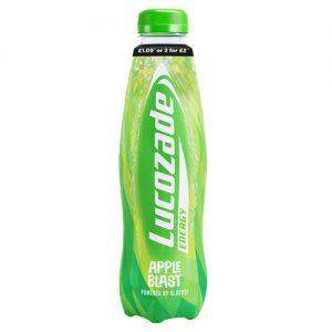 Lucozade Energy Apple Blast 380ml PMP £1.19 or 2 for £2.20