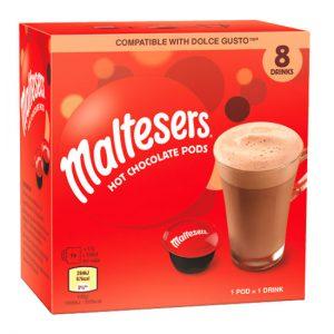 Malteser Hot Chocolate Pods
