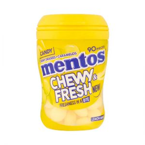 Mentos Chewy & Fresh Lemon 90pc