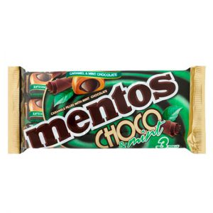 Mentos Choco & Mint Chewy Caramels 3 Pack