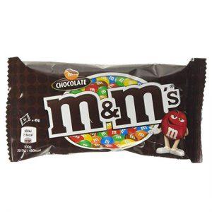 M&M's Choco Single 45g 24x1