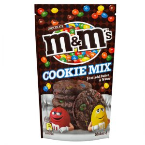 M&M's Cookie Mixture 180G Pouch