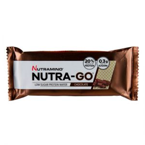 Nutra-Go, Protein Wafer- Chocolate x12