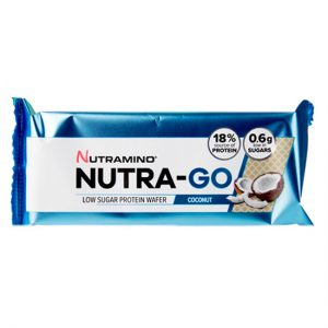 Nutra-Go, Protein Wafer- Coconut x12