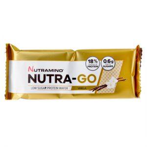 Nutra-Go, Protein Wafer- Vanilla x12