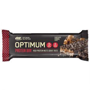 Optimum Bar- Chocolate Caramel x10