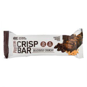 Protein Crisp Bar- Chocolate Brownie x10