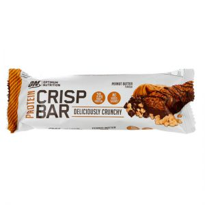 Protein Crisp Bar- Peanut Butter x10